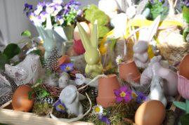 décoration de pâques
