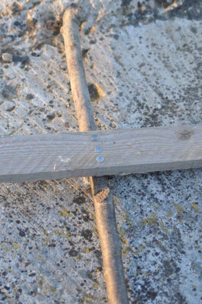 assemblage croix