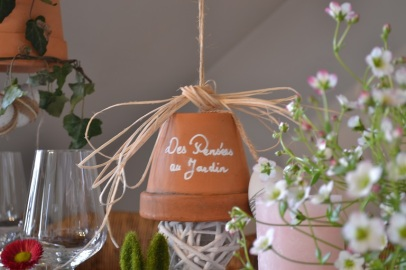 Cloches sur la table