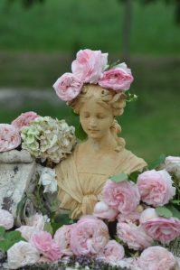 Flore et ses roses