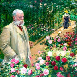 Portrait de Jules Gravereaux par Renouard