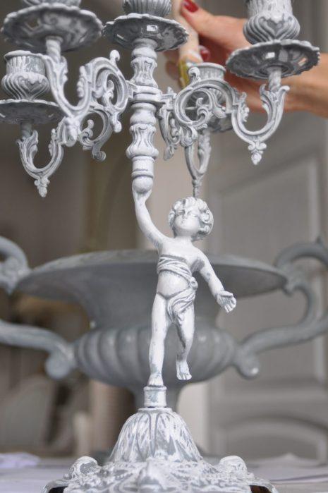 fin du chandelier