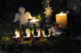 Avent et bougies