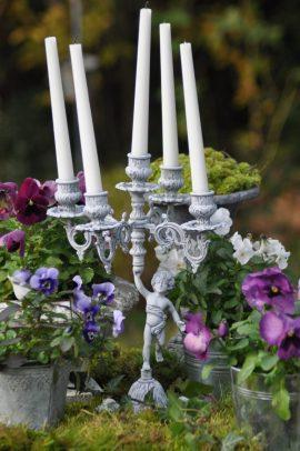 chandelier achevé