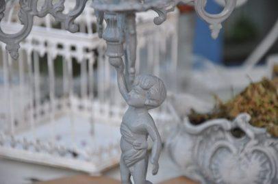 détails de l'angelot