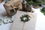 emballer ses cadeaux pour un Noël authentique et Nature