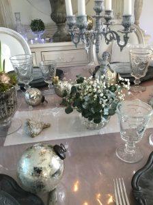 bouquet et décorations