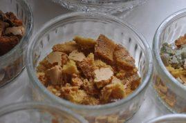 macarons brisés