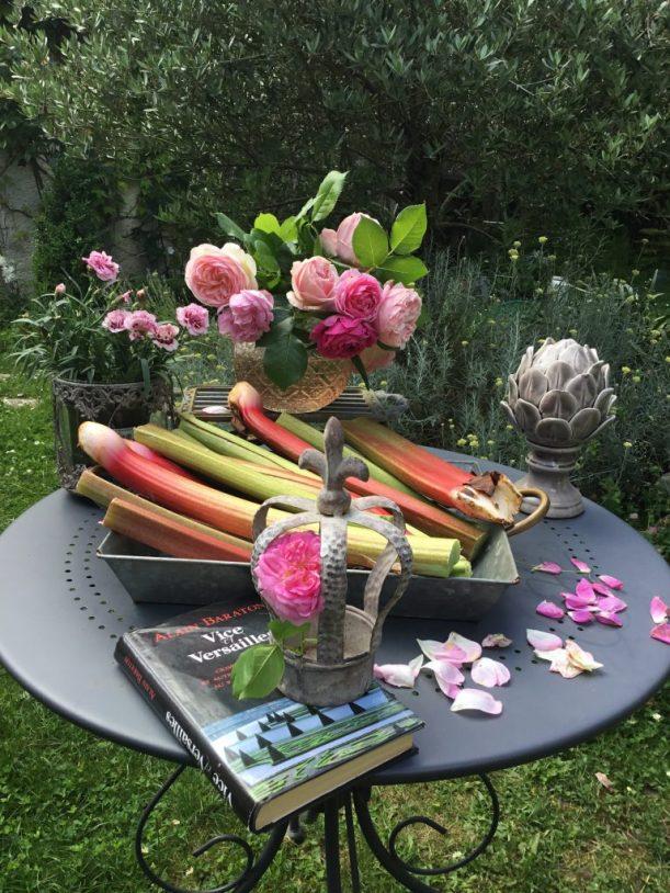 rhubarbe royale