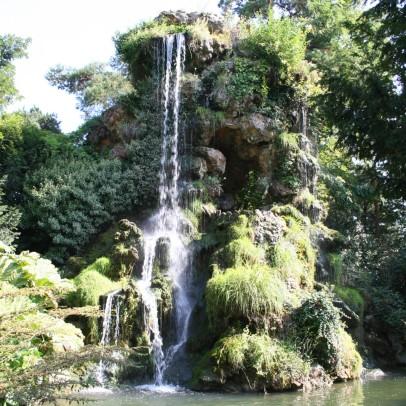 cascade de Bagatelle