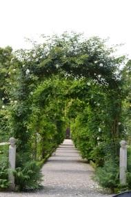 jardin des présentateurs de Bagatelle