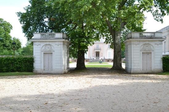 pavillons des gardes