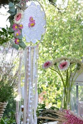 dreamcatcher au jardin