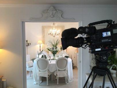 caméra salle à manger