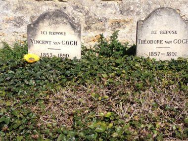 Tombes de Van Gogh et Théo