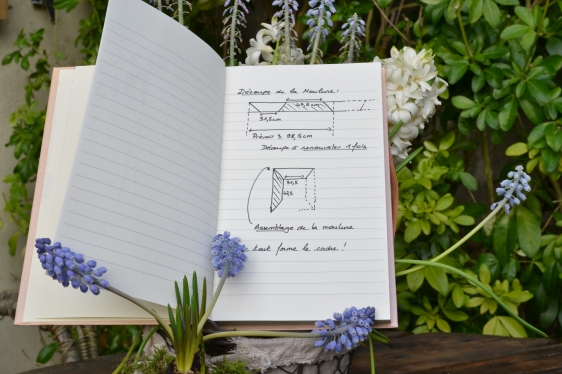 DIY végétal schéma