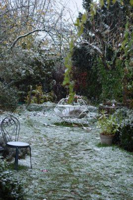Karin premières neiges