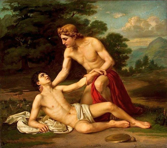 Alexandre Kisseliov Mort de Hyacinthe