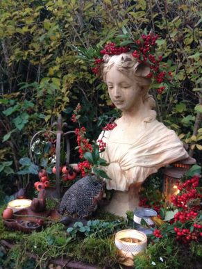 Aurore, l'hiver au Petit Paradis