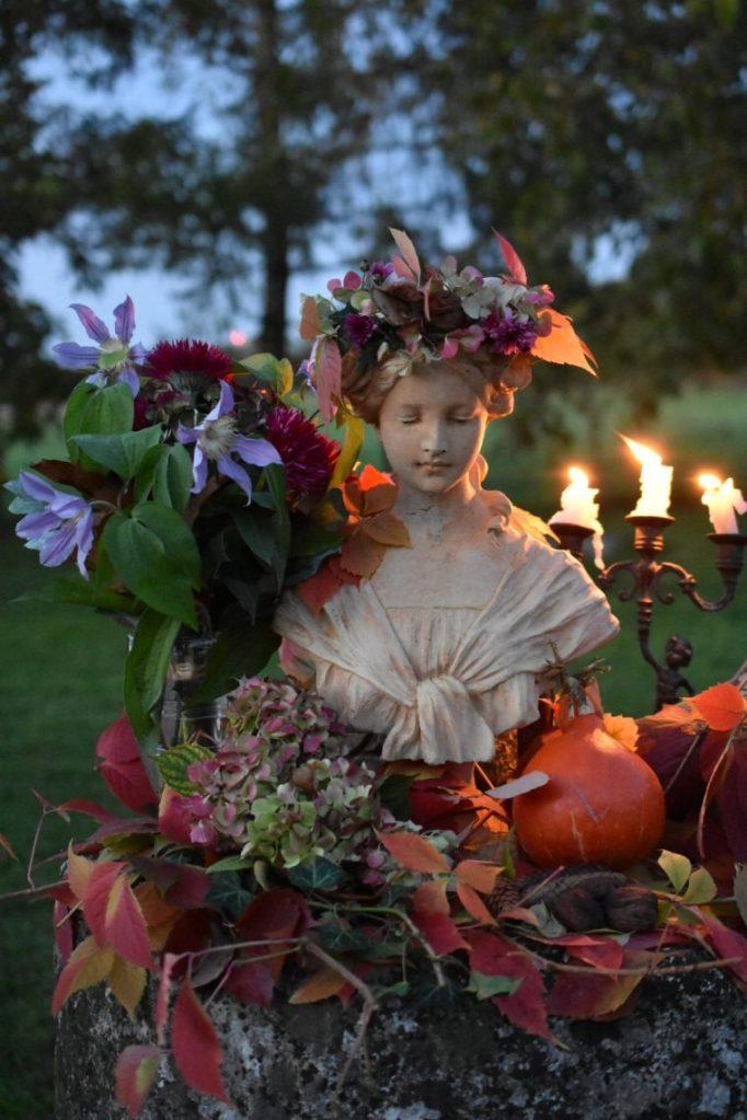 Douceurs d'automne nocturnes
