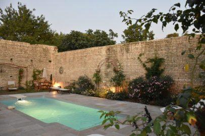 Magnifique réalisation de piscine